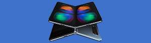 Samsung's first foldable device, the Samsung Galaxy Fold, is coming soon. It's a double-display device with a Main Display size of 1526x2152px and a Cover Display that is 840x1960px. This new form factor requires developers to adapt their apps for two physically-different displays on the same device. Additionally, developers need to provide a seamless transition for app continuity and application behavior with multi-window mode.