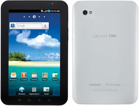 image of GALAXY Tab