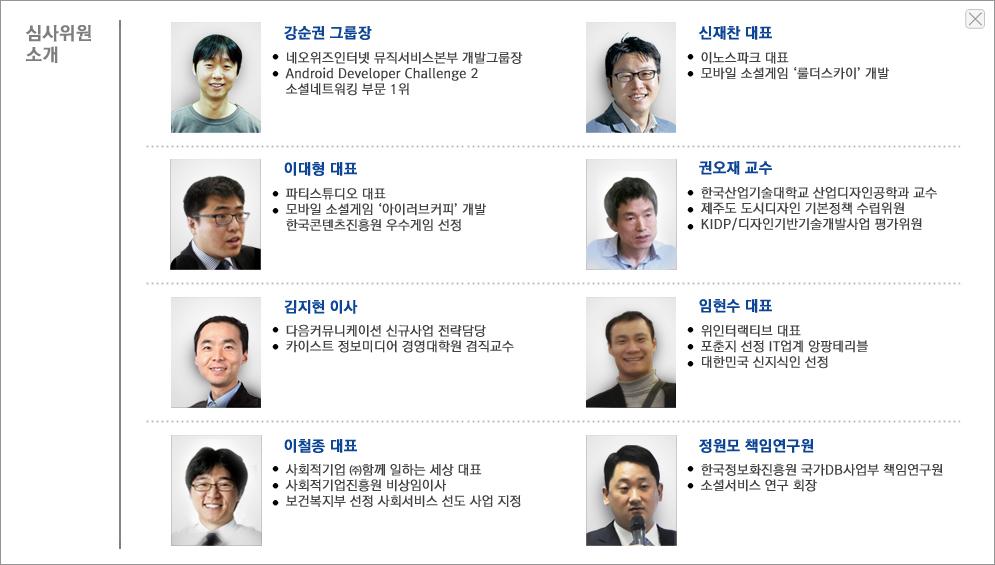 심사위원 소개