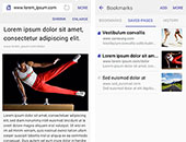 Reader Mode & Saved Pages
