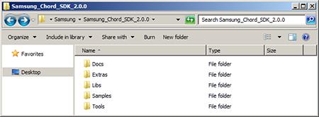Contents directories