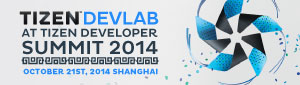 Tizen DevLab at Tizen Developer Summit Shanghai 2014